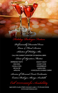 Private or Corporate Event Package